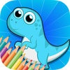 Baby Dinosaur Coloring Book Free Printable Coloring Pages Quiet Game For Kids