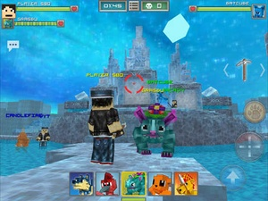 Screenshot Pixelmon Hunter  on iPad