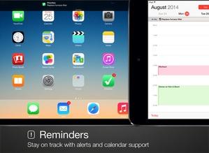 Screenshot Priorities on iPad