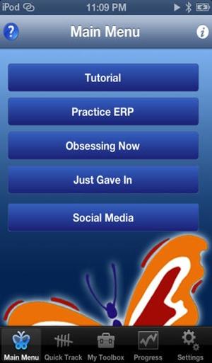 Screenshot Live OCD Free on iPhone