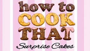 Screenshot Surprise Cakes on iPhone