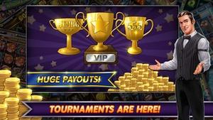 Screenshot Jackpot Slots on iPhone