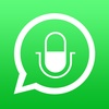 Voice Dictation for WhatsApp
