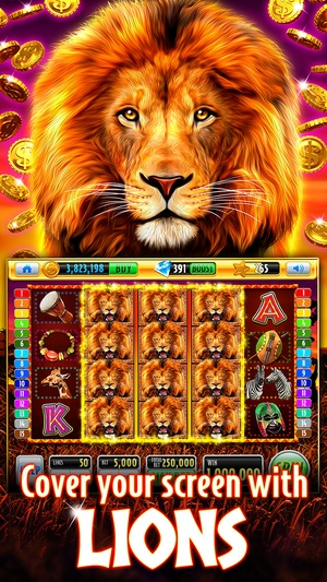 Screenshot Xtreme Slots  on iPhone