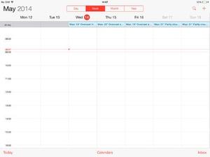 Screenshot 14 on iPad