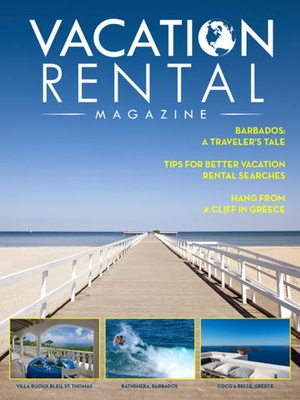 Screenshot Vacation Rental Magazine on iPad