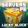 Lucky Block Multiplayer Server for PE
