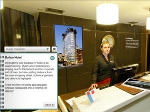 Screenshot Beek on iPad