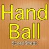 HandballScoreSheet