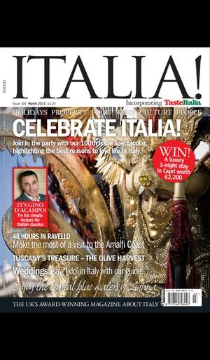 Screenshot Italia! on iPhone
