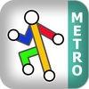 Paris Metro by Zuti