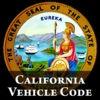CA Vehicle Code 2015