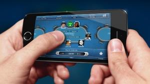 Screenshot Texas Poker on iPhone