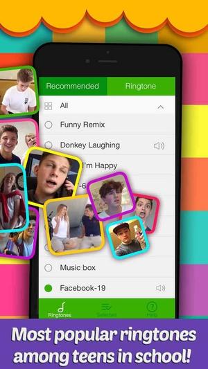 vine ringtones for iphone