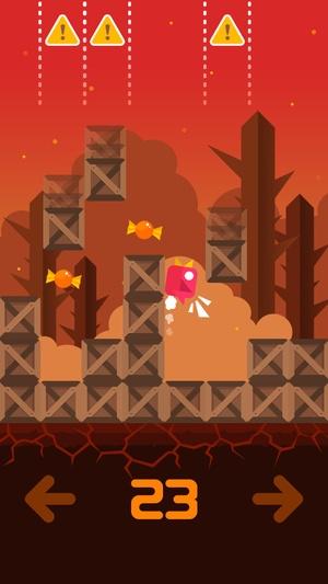 Screenshot Run Bird Run on iPhone
