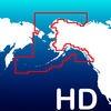 Aqua Map Alaska HD
