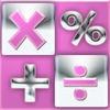 Calculator pink hd