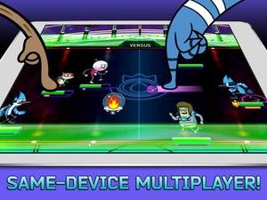 Screenshot Grudgeball: Enter the Chaosphere  on iPad