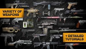 Screenshot Weaphones: Firearms Simulator Volume 1 on iPhone