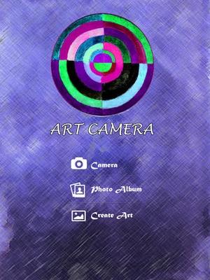 Screenshot Art Camera: Draw and Create plus Photo Editor on iPad