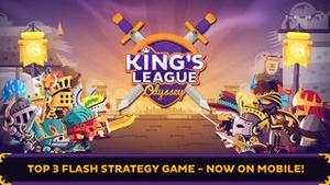 Screenshot King's League: Odyssey on iPhone