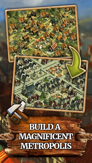 Screenshot ANNO: Build an Empire on iPhone