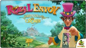 Screenshot Royal Envoy: Campaign for the Crown (Premium) on iPhone
