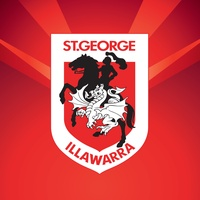 Official 2015 St George Illawarra Dragons