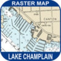 Lake Champlain Marine RasterMaps from NOAA