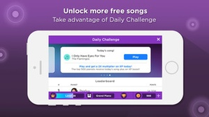 Screenshot Magic Piano by Smule on iPhone