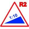 Gradient CR2