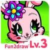 Fun2draw™ Animals Lv3