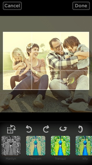 Screenshot Shutterfly for iPhone on iPhone