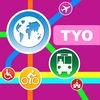 Tokyo City Maps