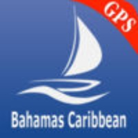 Bahamas Caribbean GPS Nautical charts