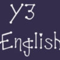 Naplan Y3 English Language Conventions
