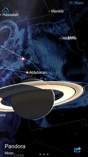 Screenshot Star Chart Infinite on iPhone