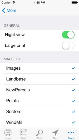 Screenshot Partner on iOS on iPhone