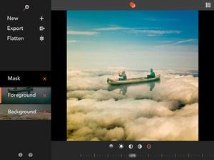Screenshot Union on iPad