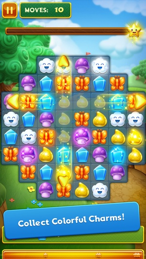 Screenshot Charm King™ on iPhone