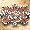 Monogram Vintage