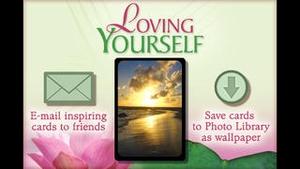 Screenshot Loving Yourself on iPhone
