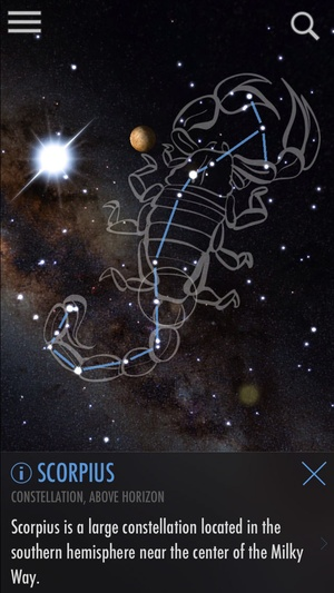 Screenshot SkyView® Free on iPhone