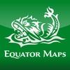 Equator Maps: Rocky Mountain National Park 2012