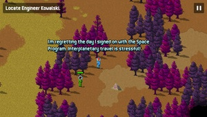Screenshot Space Age: A Cosmic Adventure on iPhone