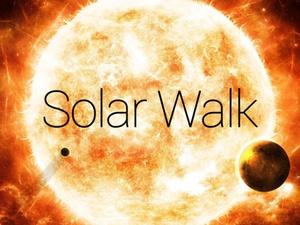 Screenshot Solar Walk™ on iPad