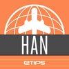 Hanoi Travel Guide with Offline City Street Maps