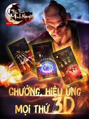 Screenshot Tần Thời Minh Nguyệt on iPad