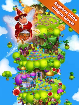 Screenshot Fruit Land  on iPad