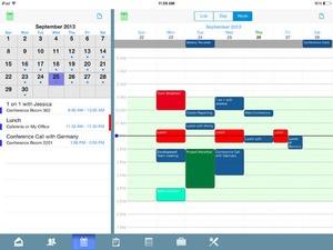 Screenshot TouchDown for iOS on iPad